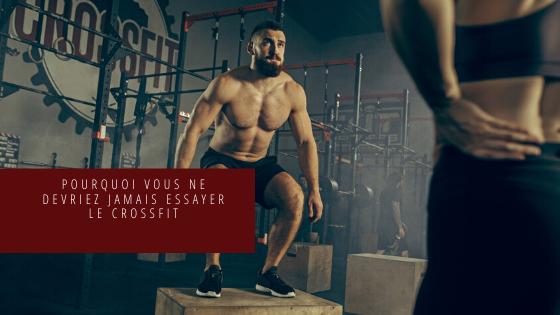 Pourquoi vous ne devriez jamais essayer le CrossFit ®Snatched blog