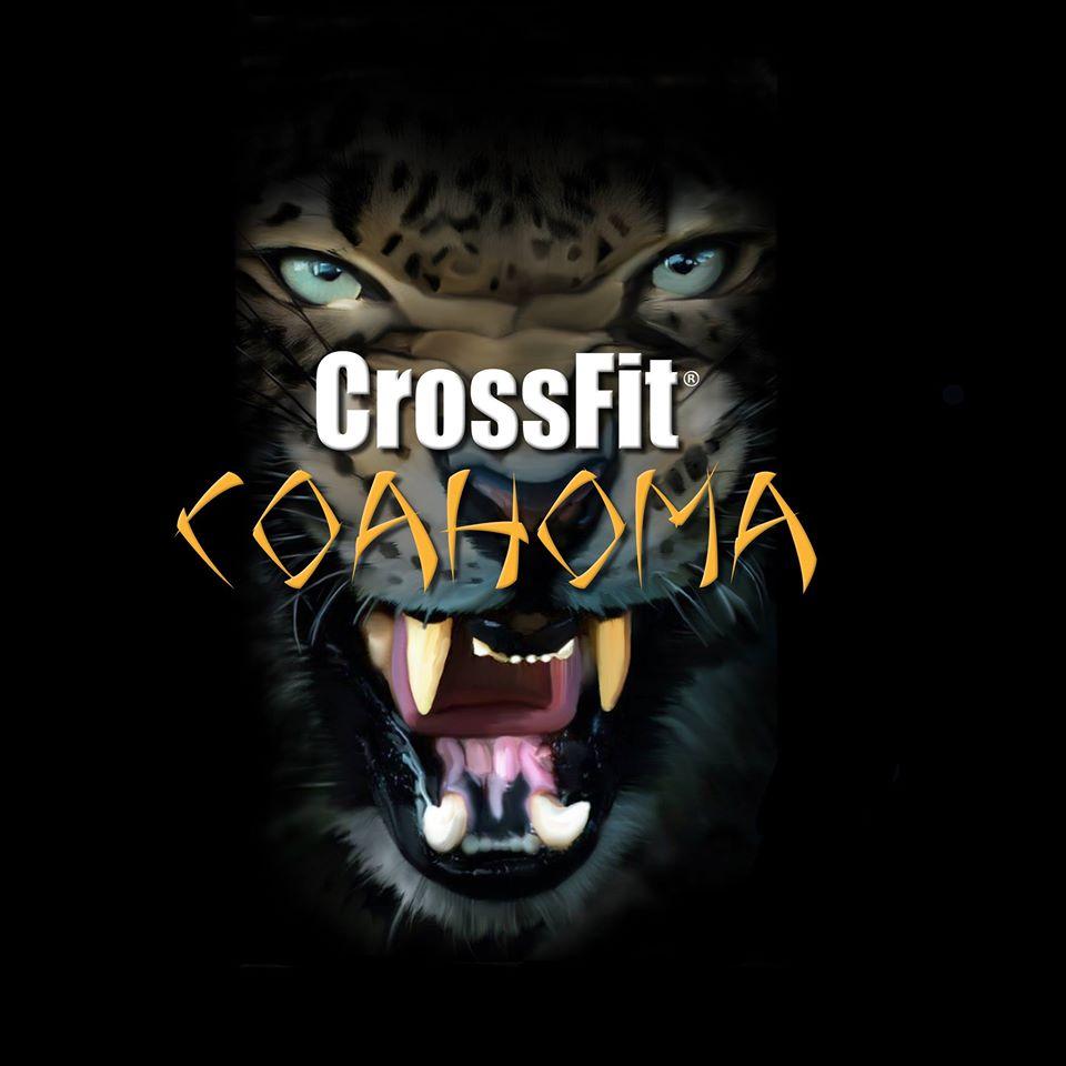 logo crossfit coahoma